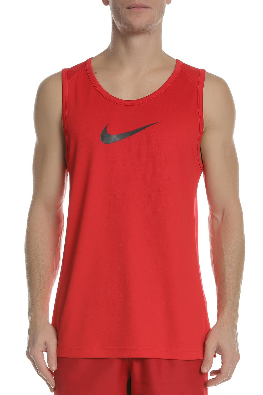 efea11a46d47 NIKE - Ανδρική φανέλα μπάσκετ NIKE DRY TOP SL CROSSOVER BB κόκκινη