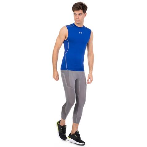Ανδρική αμάνικη μπλούζα UNDER ARMOUR HG COMP TANK SL μπλε (1600702.2 ... 01a7294503b