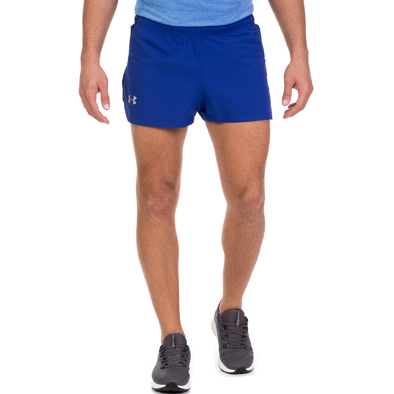 UNDER ARMOUR - Ανδρικό σορτς UNDER ARMOUR μαύρο ανδρικά ρούχα σορτς βερμούδες αθλητικά