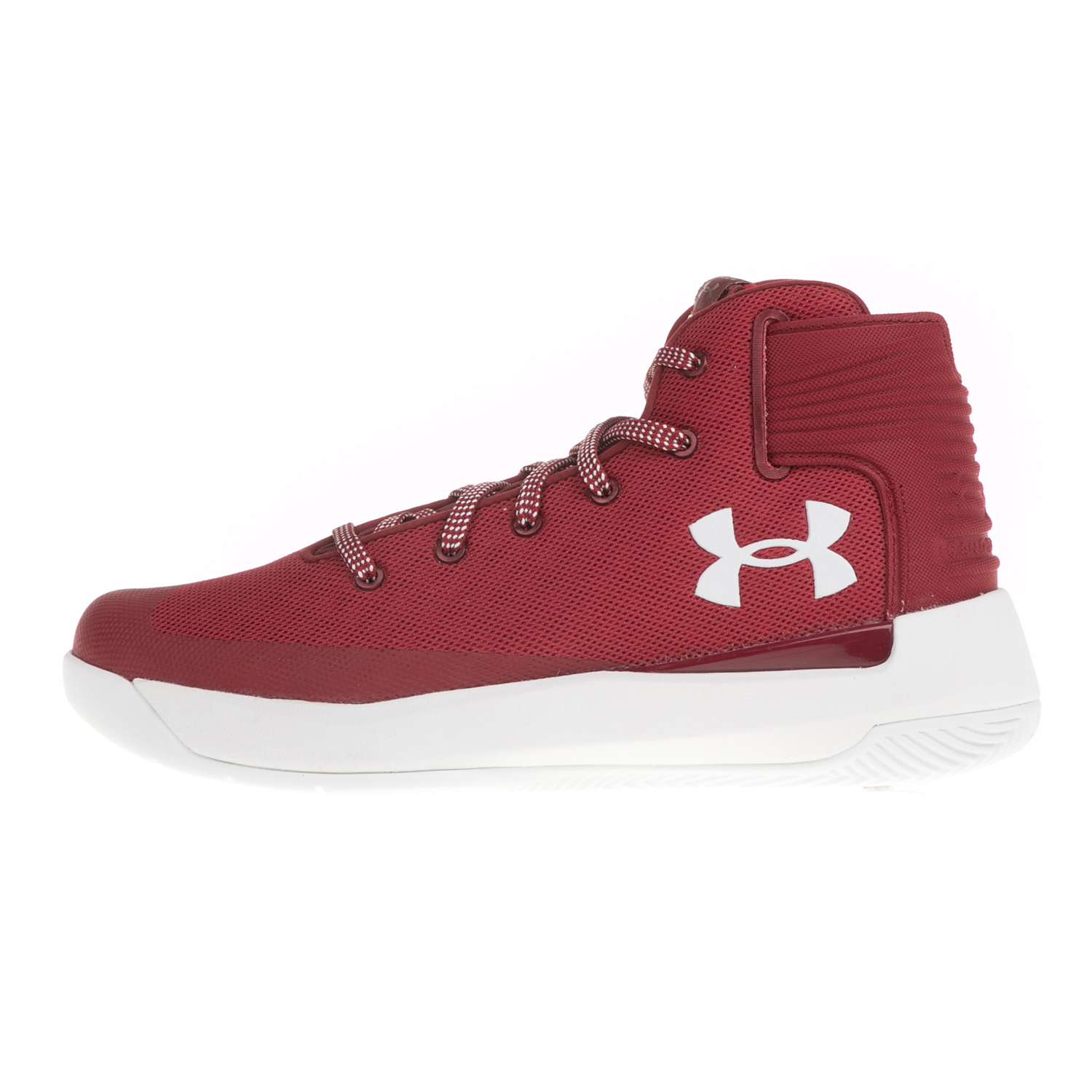 UNDER ARMOUR – Παιδικά παπούτσια μπάσκετ UNDER ARMOUR GS STEPHEN CURRY  3ZER0 κόκκινα 44b6e2692ae