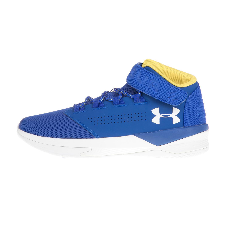 UNDER ARMOUR - Ανδρικά παπούτσια μπάσκετ UA GET B ZEE μπλε 2b41ba31d93