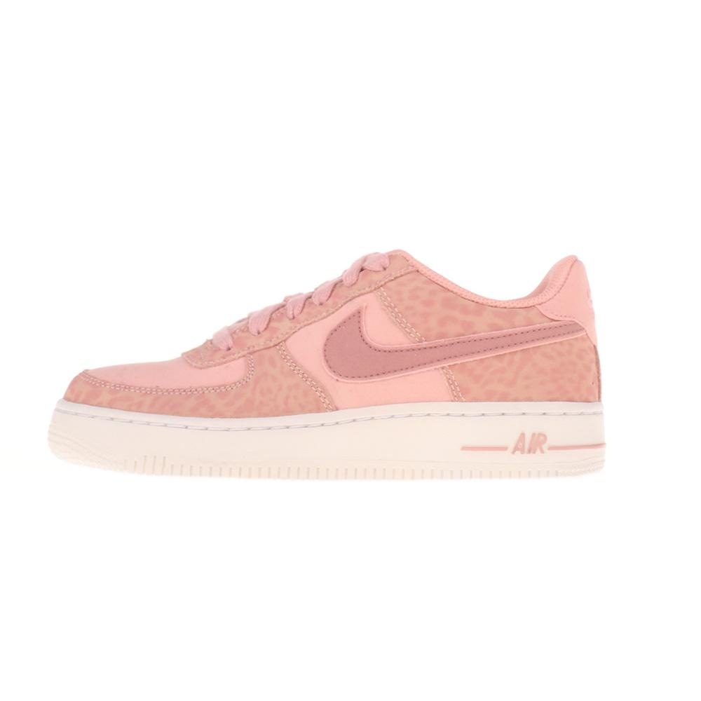NIKE – Παιδικά παπούτσια NIKE AIR FORCE 1 LV8 (GS) ροζ