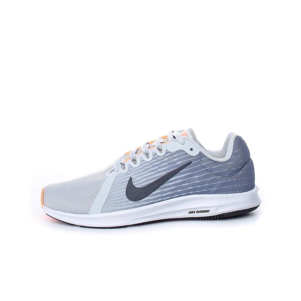 NIKE – Γυναικεία παπούτσια running NIKE DOWNSHIFTER 8 ασημί μπλε