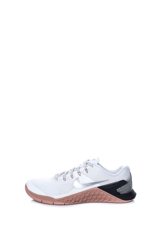 NIKE - Γυναικεία παπούτσια NIKE METCON 4 λευκά γυναικεία παπούτσια αθλητικά training