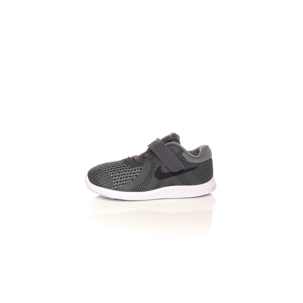 NIKE – Βρεφικά παπούτσια NIKE REVOLUTION 4 (TDV) ανθρακί
