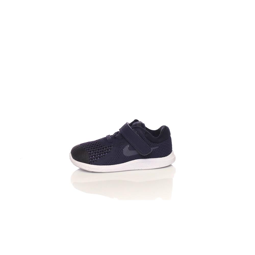 3df1958b491 -31% Factory Outlet NIKE – Βρεφικά παπούτσια NIKE REVOLUTION 4 (TDV) μπλε