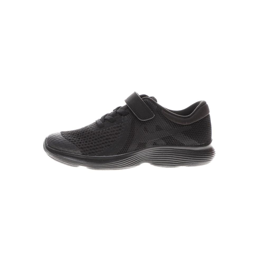 NIKE – Παιδικά αθλητικά παπούτσια NIKE REVOLUTION 4 (PSV) μαύρα