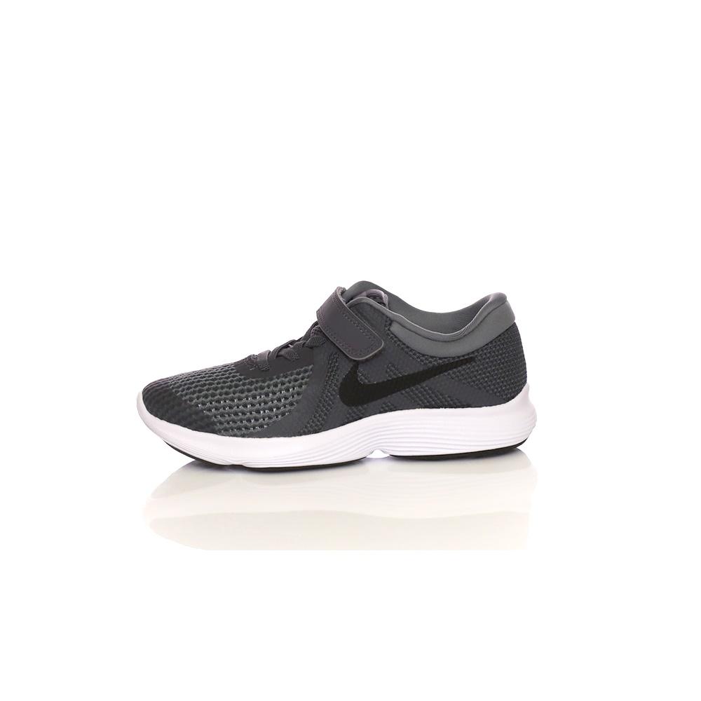 NIKE – Παιδικά παπούτσια NIKE REVOLUTION 4 (PSV) ανθρακί