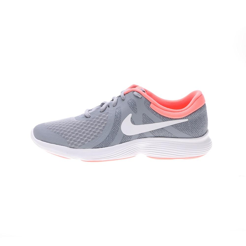 NIKE – Παιδικά παπούτσια running NIKE REVOLUTION 4 (GS) μπλε ροζ