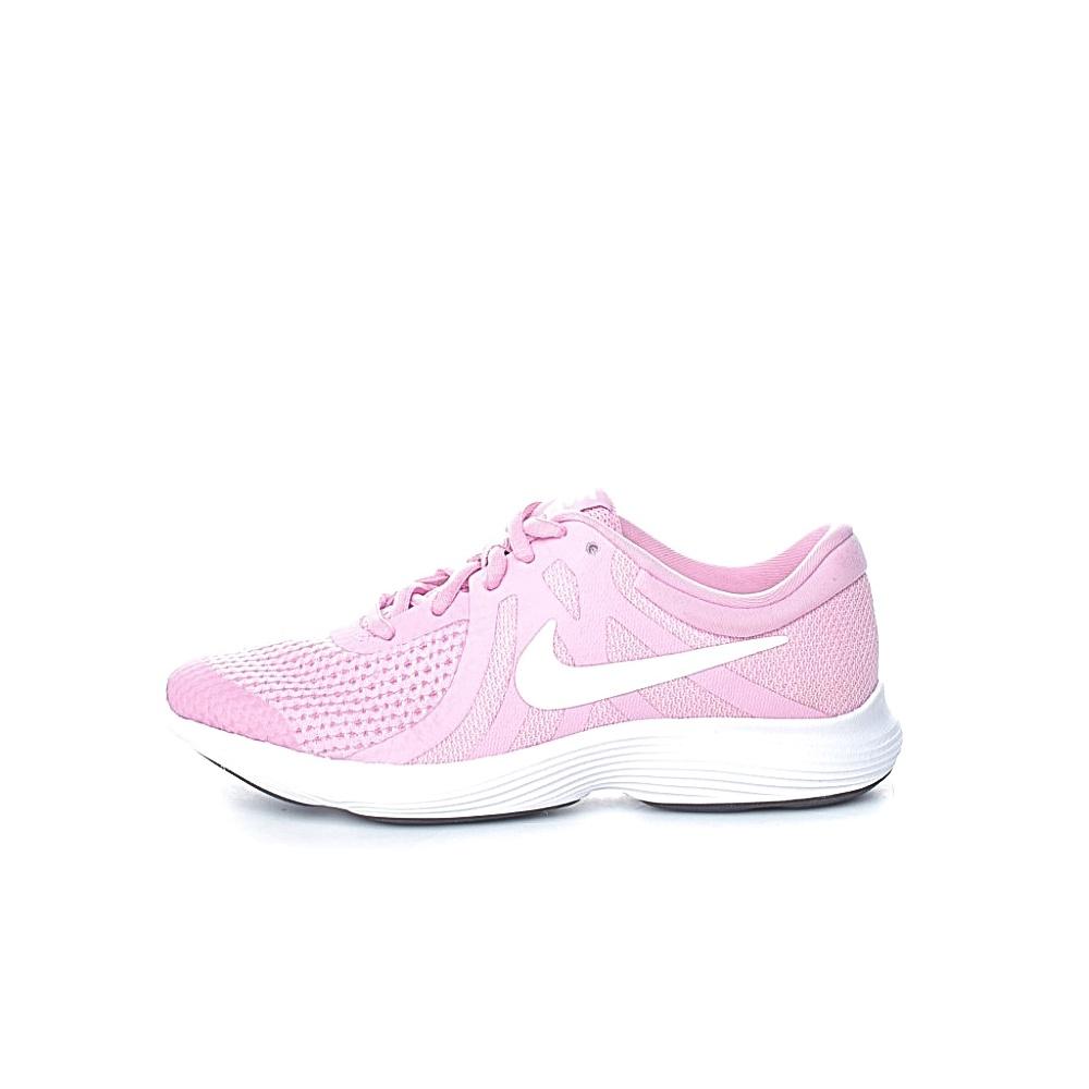 NIKE – Κοριτσίστικα αθλητικά παππούτσια NIKE REVOLUTION 4 (GS) ροζ