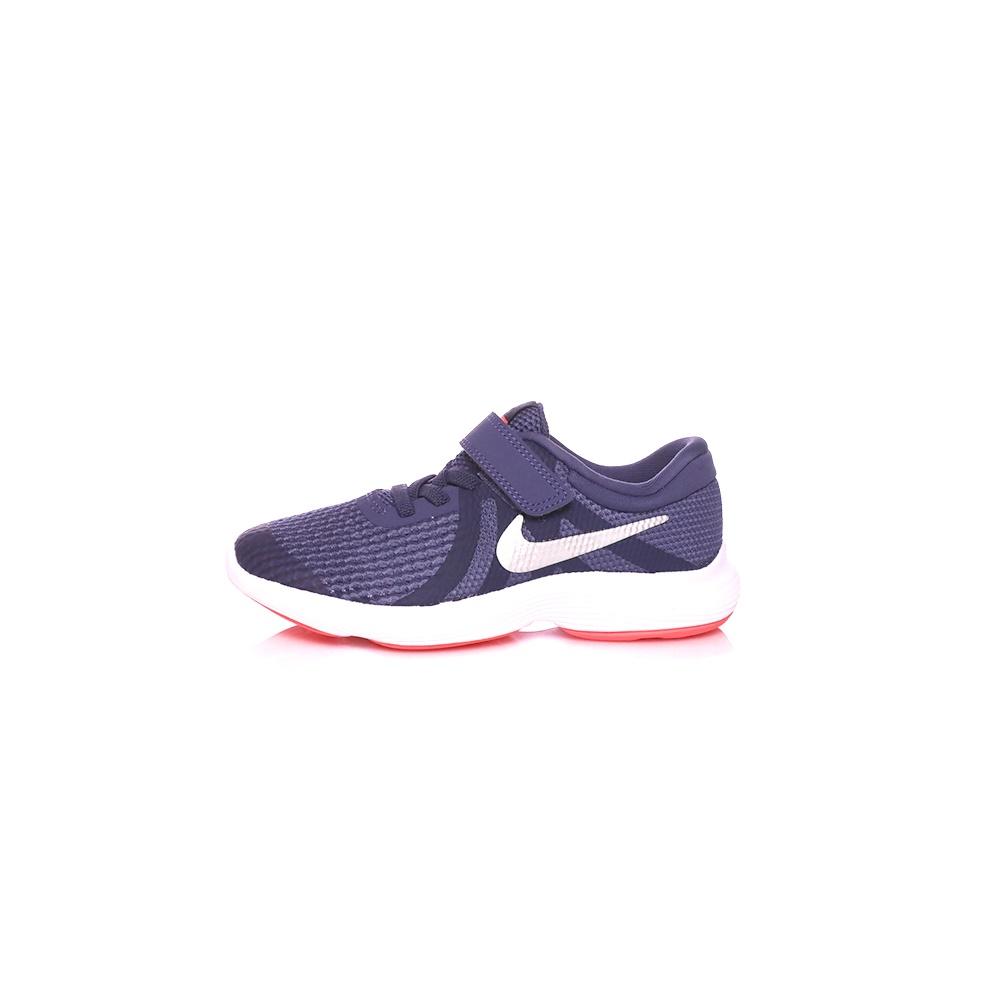 NIKE – Παιδικά αθλητικά παπούτσια για κορίτσια NIKE REVOLUTION 4 (PSV) μοβ