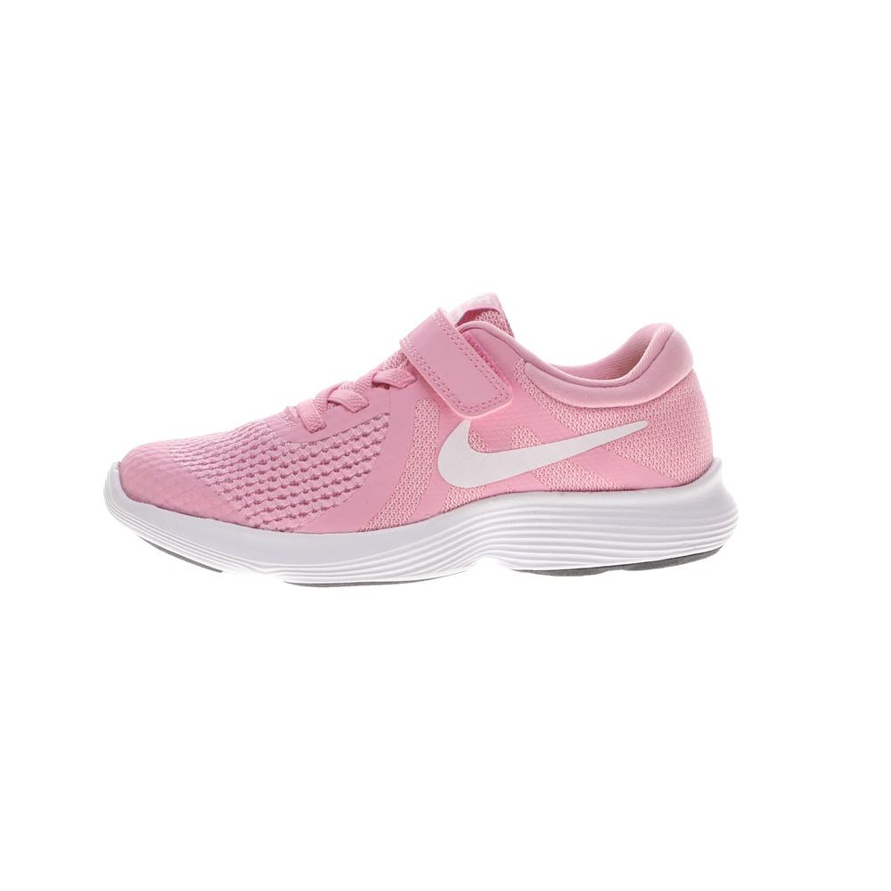 NIKE – Παιδικά αθλητικά παπούτσια NIKE REVOLUTION 4 (PSV) ροζ