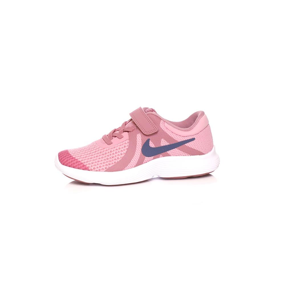 NIKE – Κοριτσίστικα παπούτσια Nike Revolution 4 (PS) ροζ