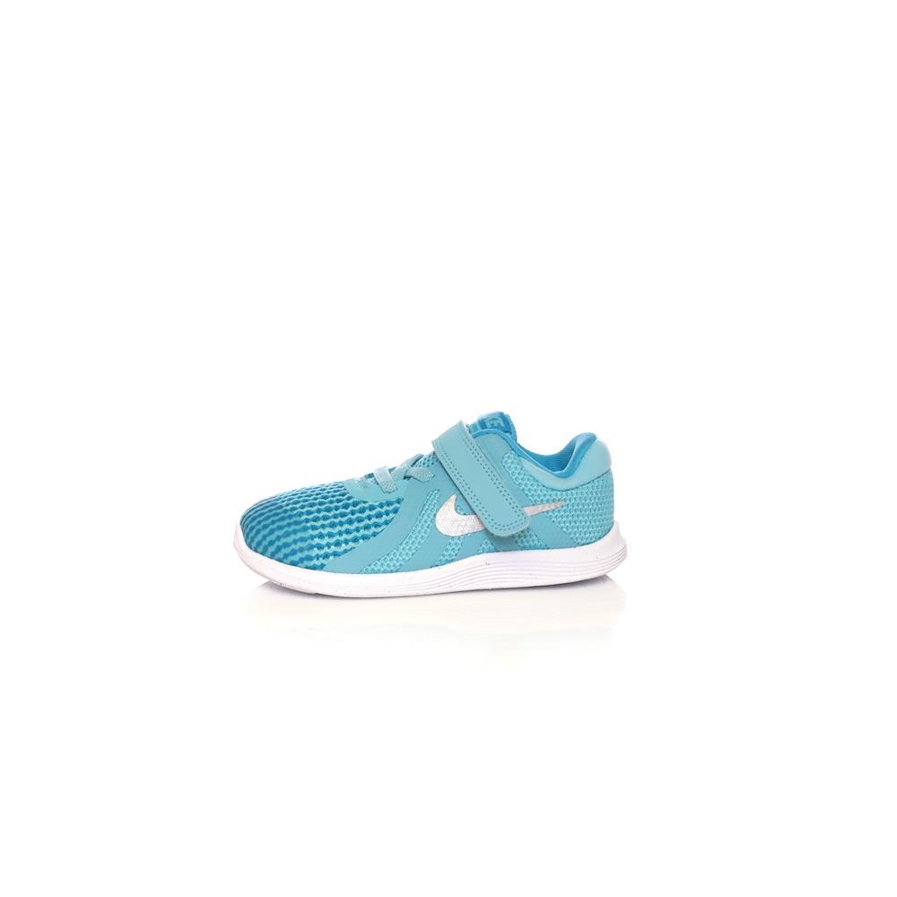 NIKE – Βρεφικά παπούτσια NIKE REVOLUTION 4 (TDV) γαλάζια