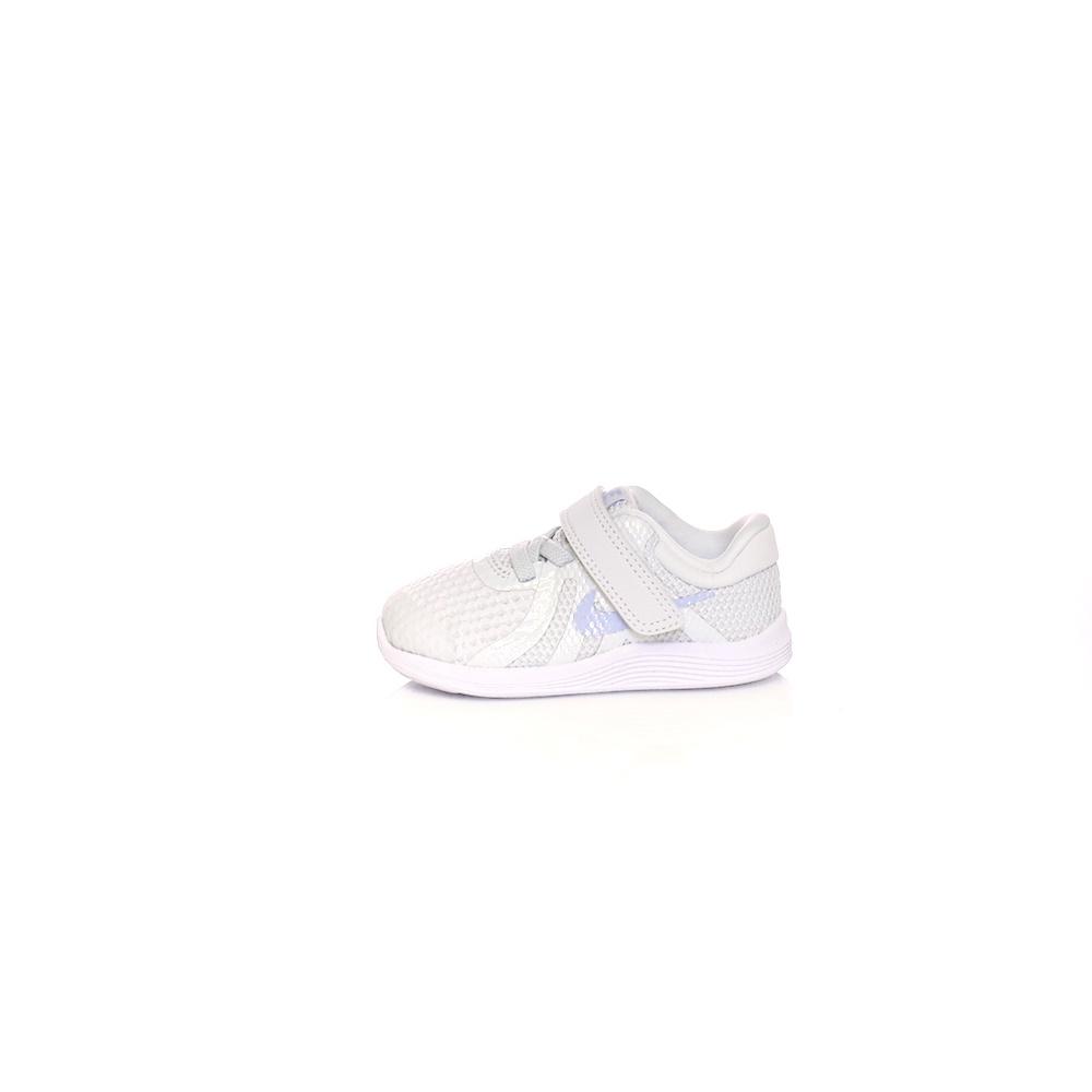 65b7f30d9bf -31% Factory Outlet NIKE – Βρεφικά παπούτσια NIKE REVOLUTION 4 (TDV) γκρι