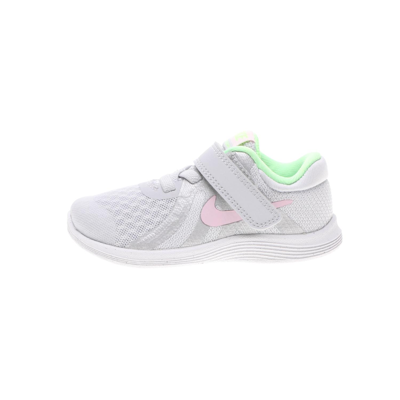 NIKE – Βρεφικά παπούτσια Nike Revolution 4 (TD) γκρι