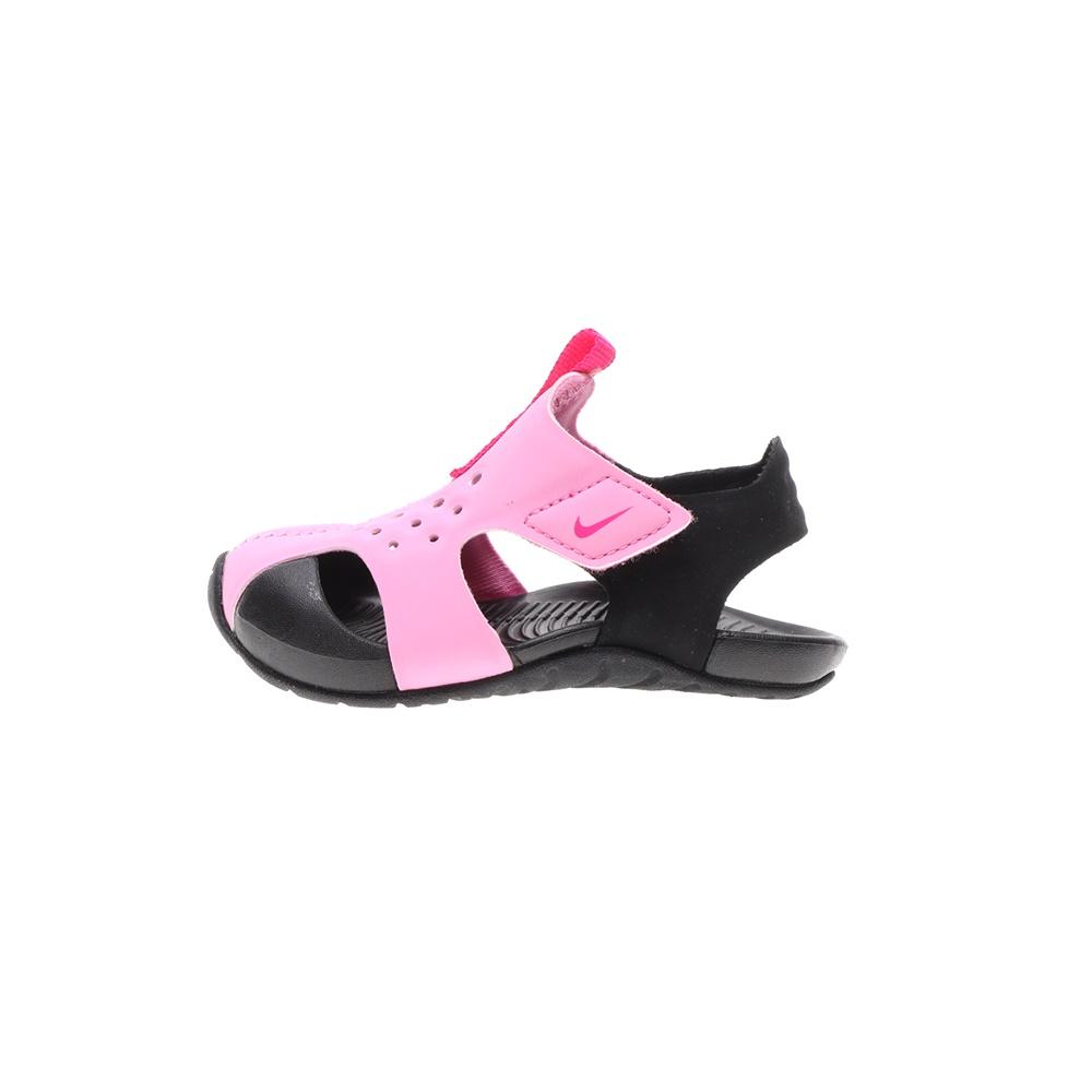 NIKE – Βρεφικά σανδάλια NIKE SUNRAY PROTECT 2 (TD) ροζ