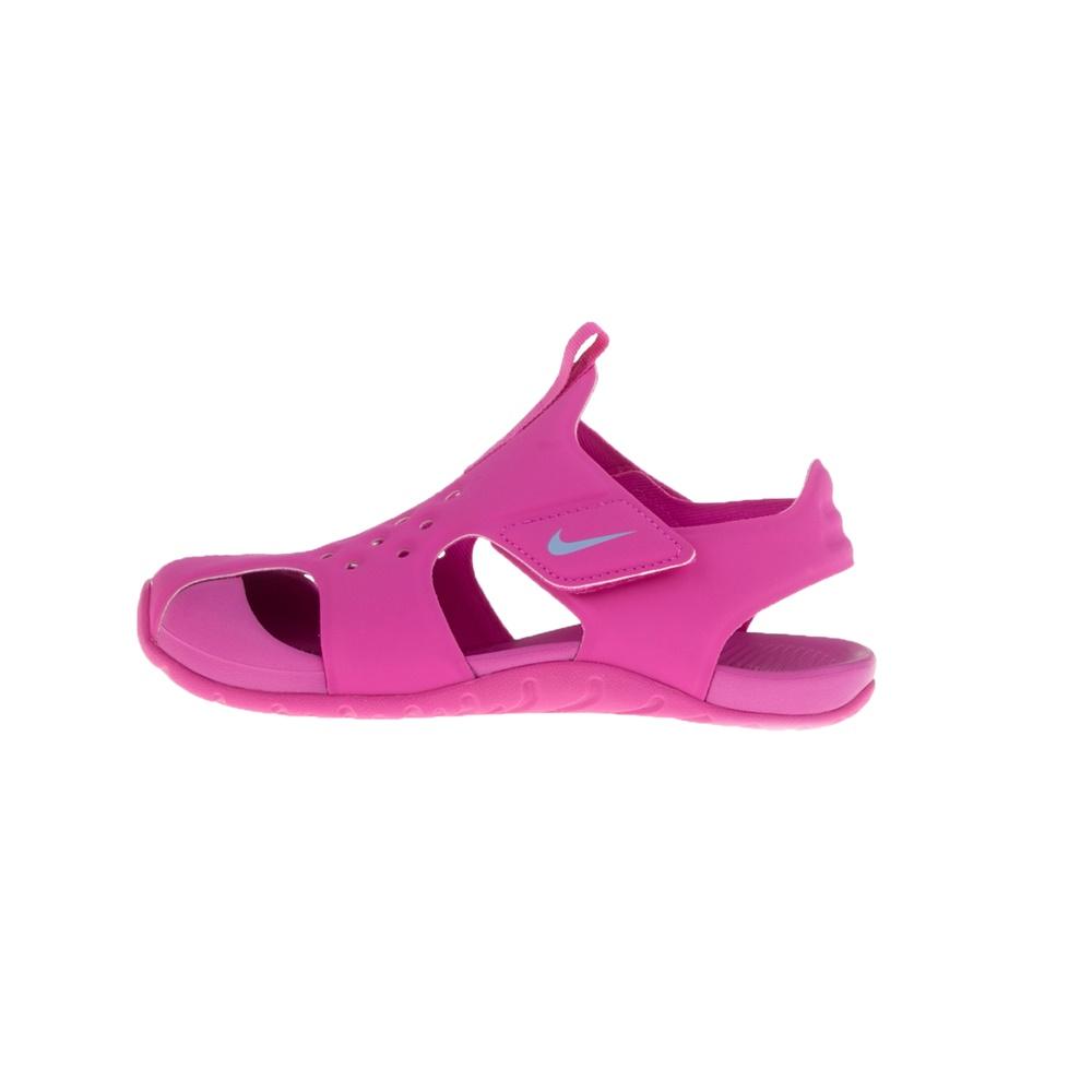 NIKE – Παιδικά σανδάλια NIKE SUNRAY PROTECT 2 (PS) φούξια