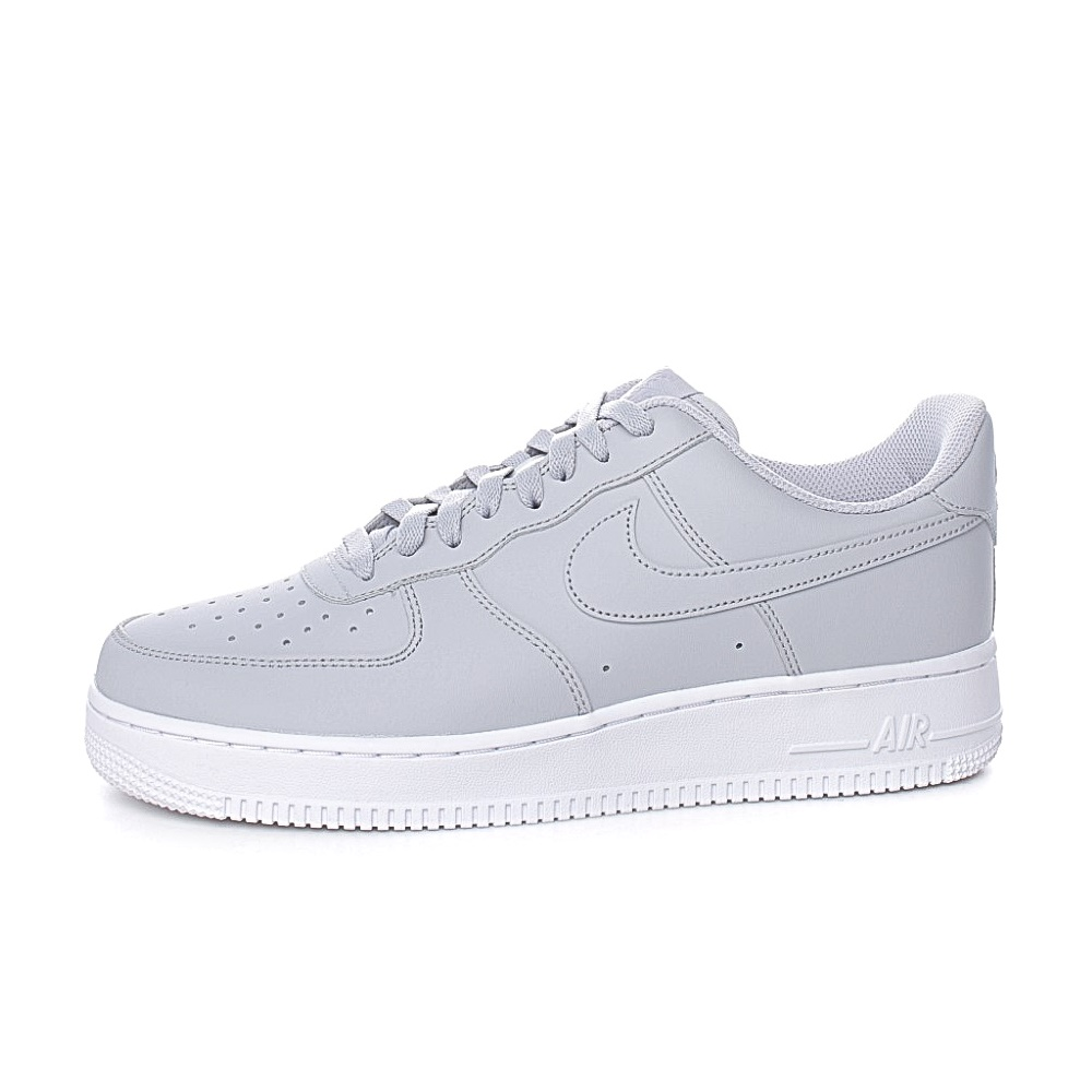 NIKE – Ανδρικά sneakers NIKE AIR FORCE 1 '07 γκρι