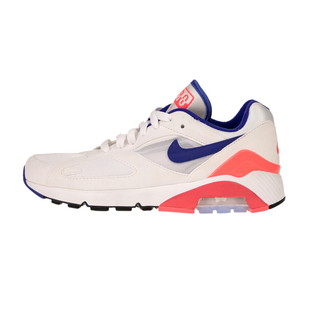NIKE – Γυναικεία παπούτσια NIKE AIR MAX 180 λευκά