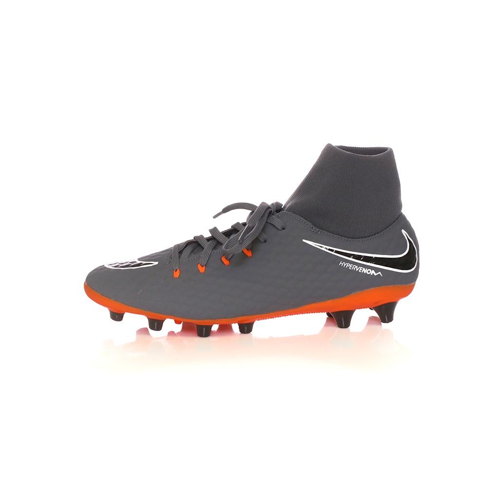 NIKE – Ανδρικά ποδοσφαιρικά παπούτσια PHANTOM 3 ACADEMY DF AG-PRO ανθρακί