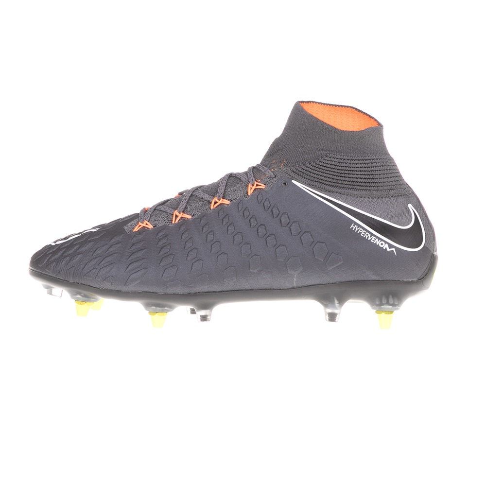 NIKE – Ανδρικά παπούτσια ποδοσφαίρου PHANTOM 3 ELITE DF SGPRO AC γκρι