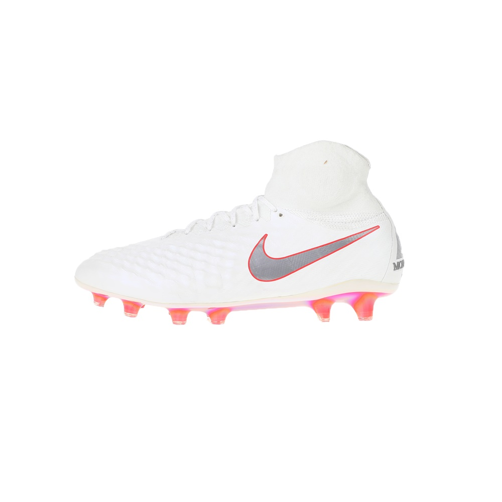 NIKE – Ανδρικά παπούτσια ποδοσφαίρου OBRA 2 ELITE DF FG λευκά