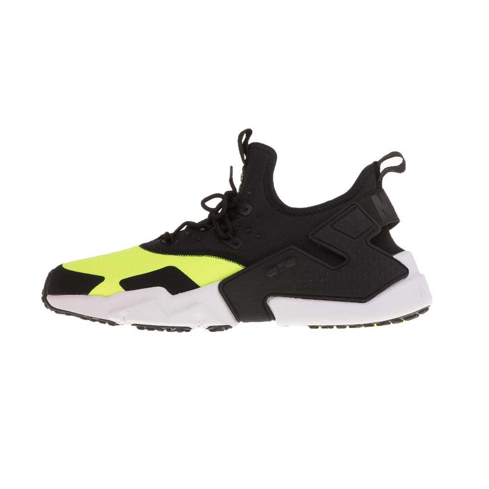 NIKE – Ανδρικά απλητικά παπούτσια NIKE AIR HUARACHE DRIFT μαύρα κίτρινα