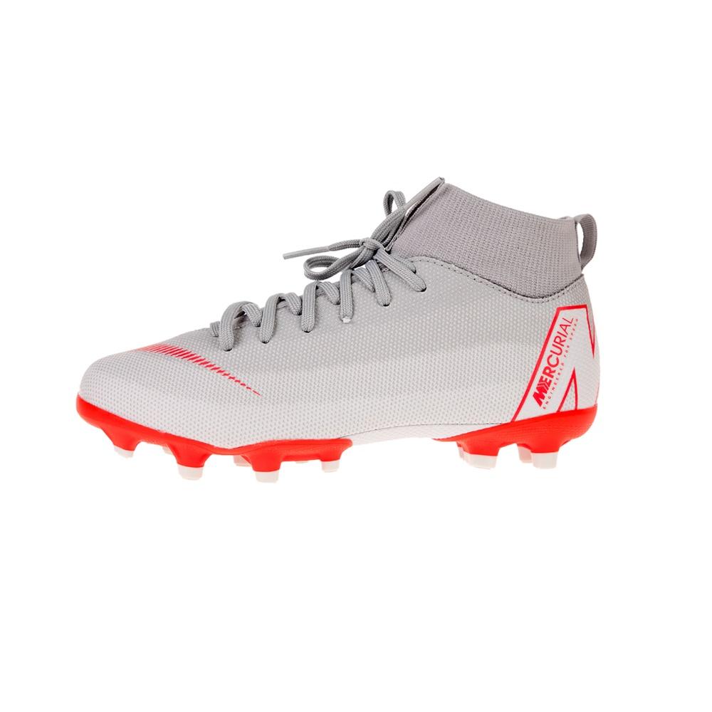 NIKE – Unisex παιδικά ποδοσφαιρικά παπούτσια Grade-School Kids' Nike Jr. Superfly γκρι
