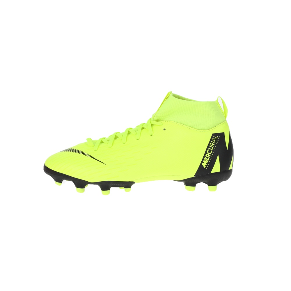 NIKE – Unisex παιδικά ποδοσφαιρικά παπούτσια Grade-School Kids' Nike Jr. Superfly κίτρινα