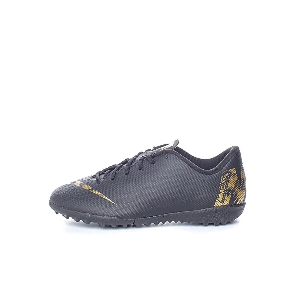 NIKE – Παιδικά παπούτσια ποδοσφαίρου NIKE JR VAPOR 12 ACADEMY GS TF μαύρα