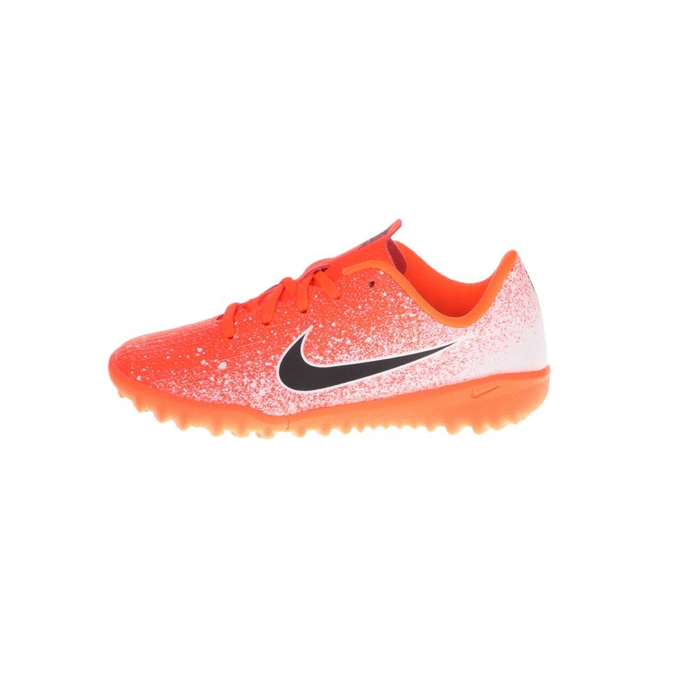 NIKE – Παιδικά παπούτσια ποδοσφαίρου Pre-School Kids' Nike Jr. Vapor πορτοκαλί