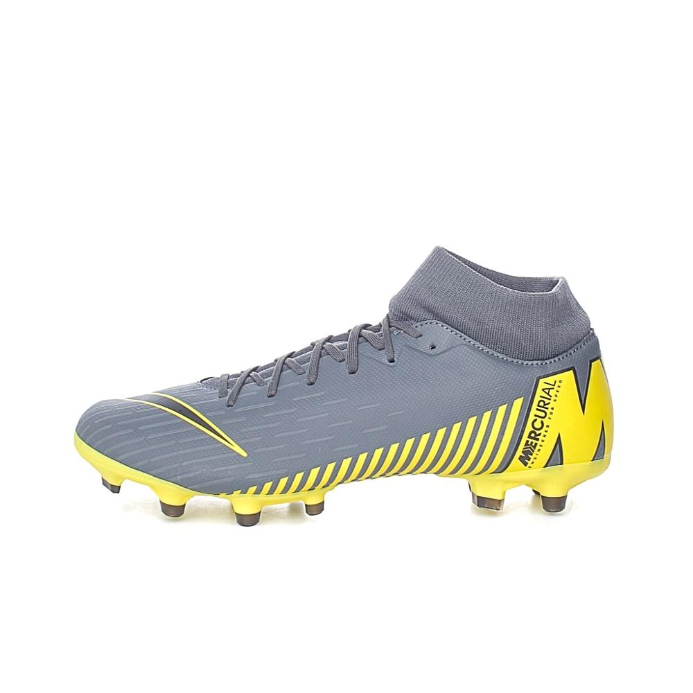 NIKE – Unisex παπούτσια ποδοσφαίρου NIKE Superfly 6 Academy γκρί