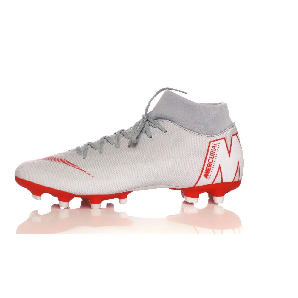 NIKE – Ανδρικά παπούτσια ποδοσφαίρου SUPERFLY 6 ACADEMY FG/MG γκρι