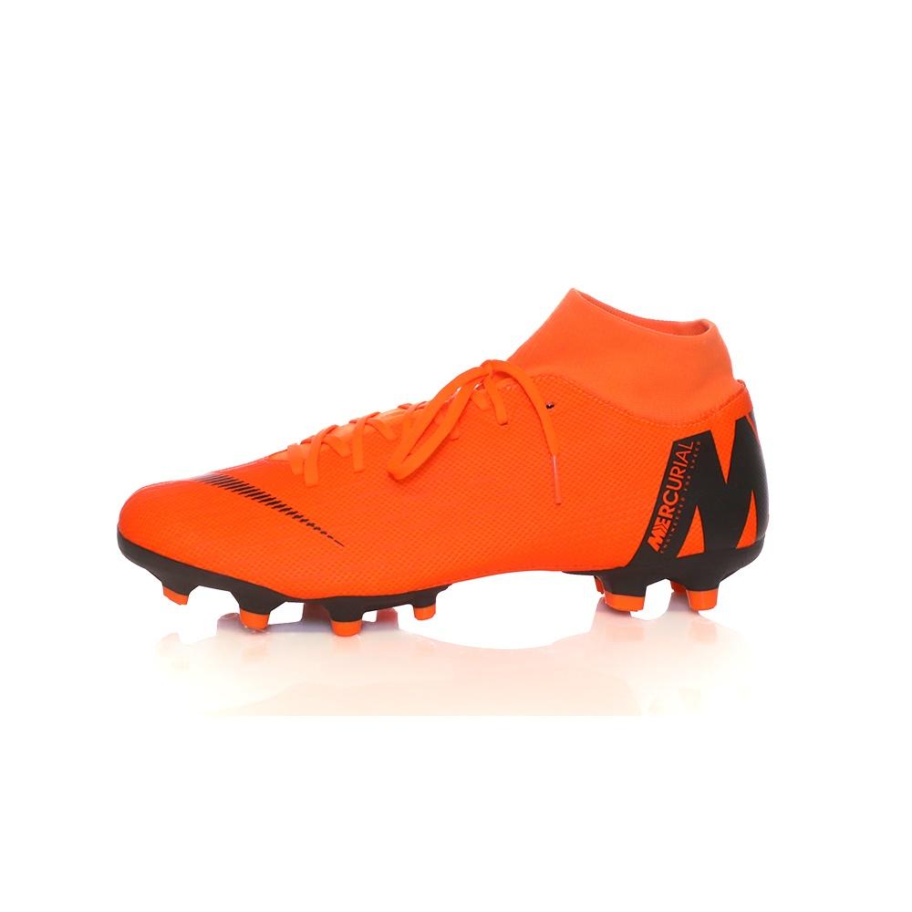 NIKE – Ανδρικά παπούτσια ποδοσφαίρου SUPERFLY 6 ACADEMY MG πορτοκαλί