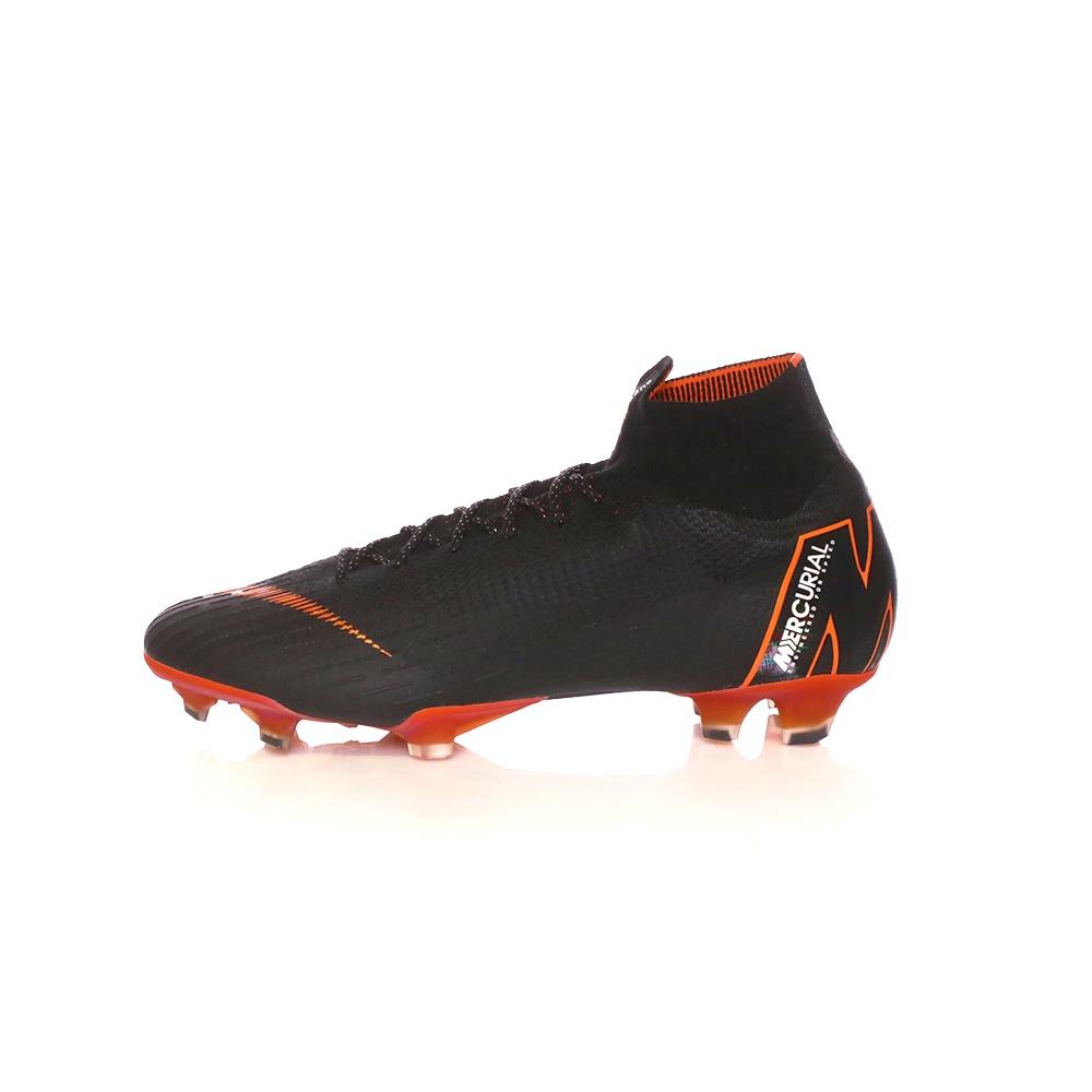 NIKE – Ανδρικά παπούτσια ποδοσφαίρου SUPERFLY 6 ELITE FG μαύρα