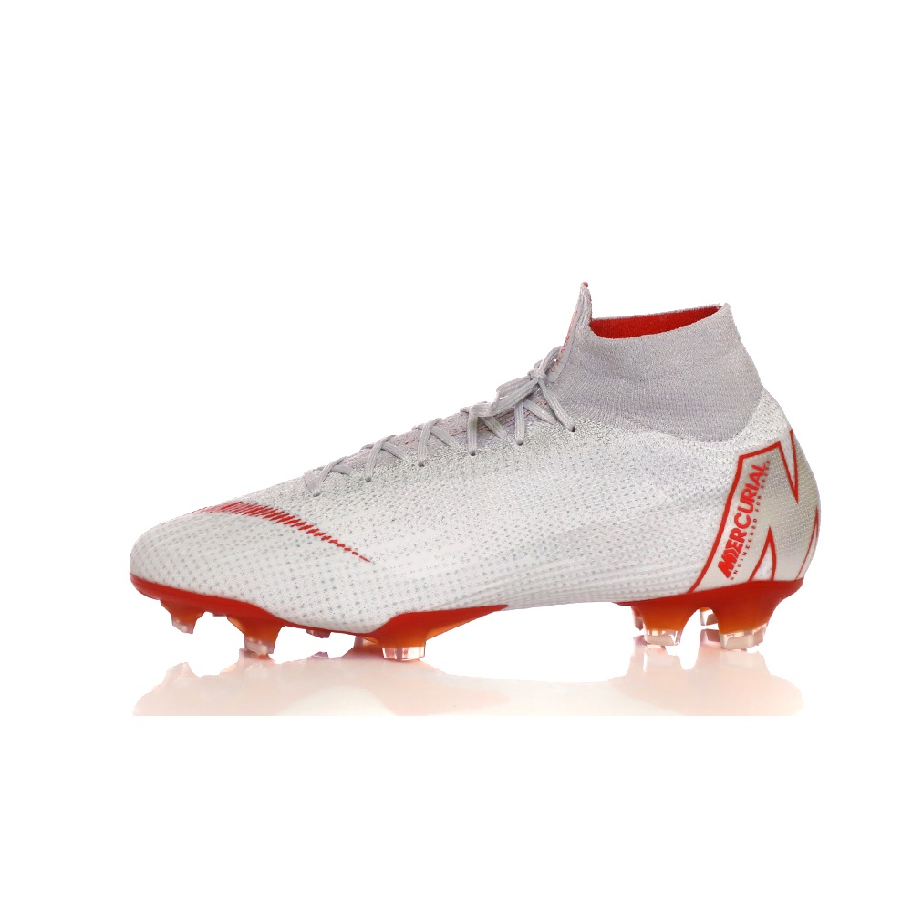 NIKE – Ανδρικά παπούτσια ποδοσφαίρου SUPERFLY 6 ELITE FG γκρι
