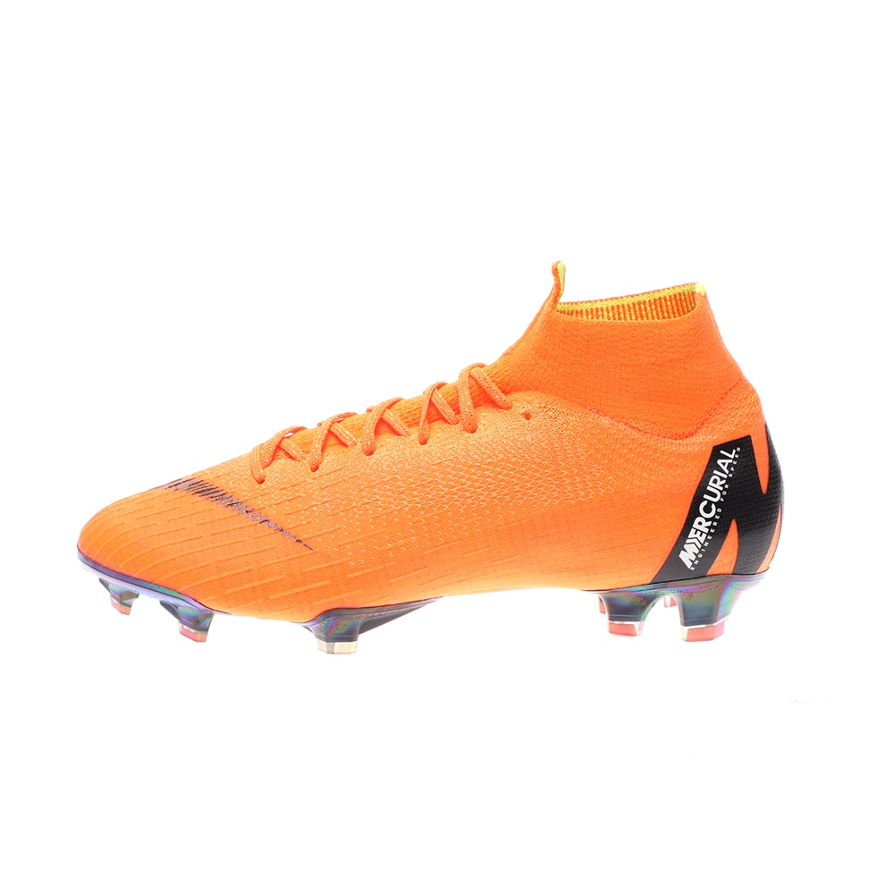 NIKE – Ανδρικά παπούτσια ποδοσφαίρου SUPERFLY 6 ELITE FG πορτοκαλί