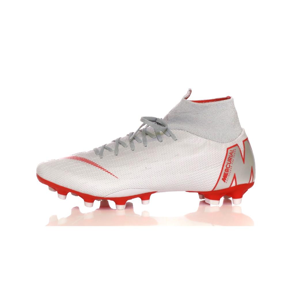 NIKE – Ανδρικά παπούτσια ποδοσφαίρου SUPERFLY 6 PRO AG-PRO γκρι