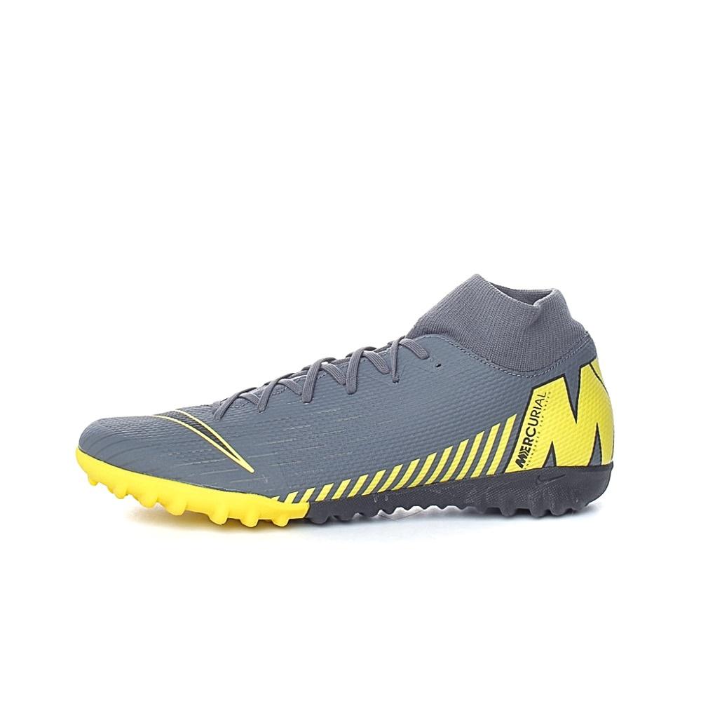 NIKE – Ανδρικά ποδοσφαιρικά παπούτσια Nike SuperflyX 6 Academy (TF) γκρι