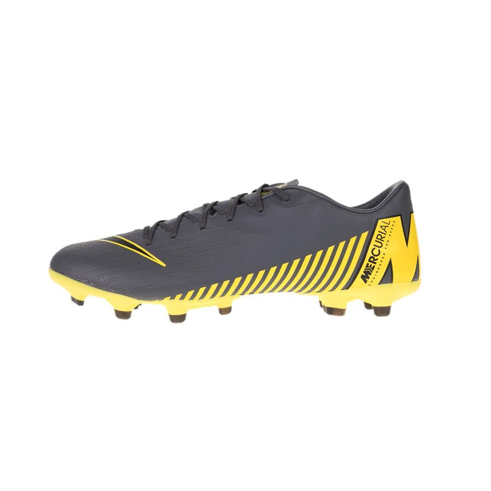 NIKE – Ανδρικά ποδοσφαιρικά παπούτσια VAPOR 12 ACADEMY MG γκρι