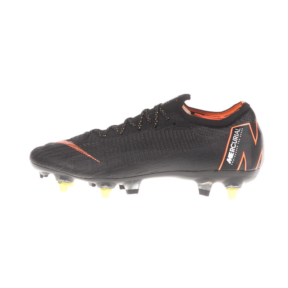 NIKE – Ανδρικά παπούτσια ποδοσφαίρου NIKE VAPOR 12 ELITE SG-PRO AC μαύρα