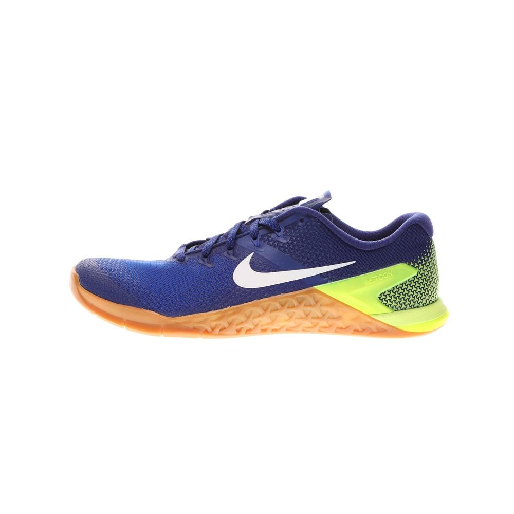NIKE – Ανδρικά παπούτσια training NIKE METCON 4 μπλε κίτρινα