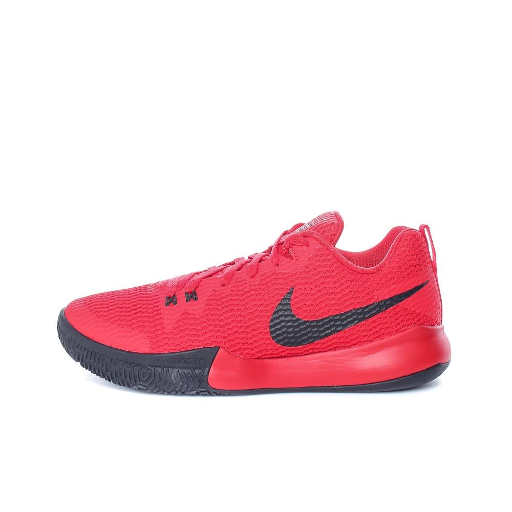 NIKE – Ανδρικά παπούτσια μπάσκετ NIKE ZOOM LIVE II κόκκινα
