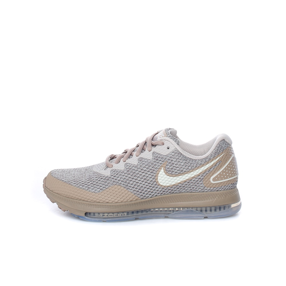 NIKE - Γυναικεία παπούτσια τρεξίματος NIKE ZOOM ALL OUT LOW 2 γκρι-μπεζ γυναικεία παπούτσια αθλητικά running