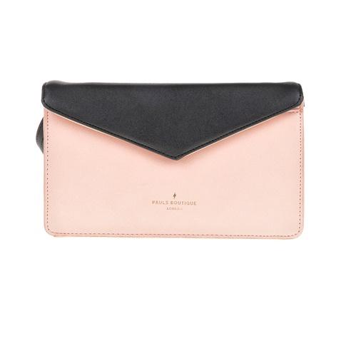 2a5321b6bb Γυναικεία τσάντα CAMILLA PAUL S BOUTIQUE ροζ-μαύρη (1601297.0-p3p3 ...