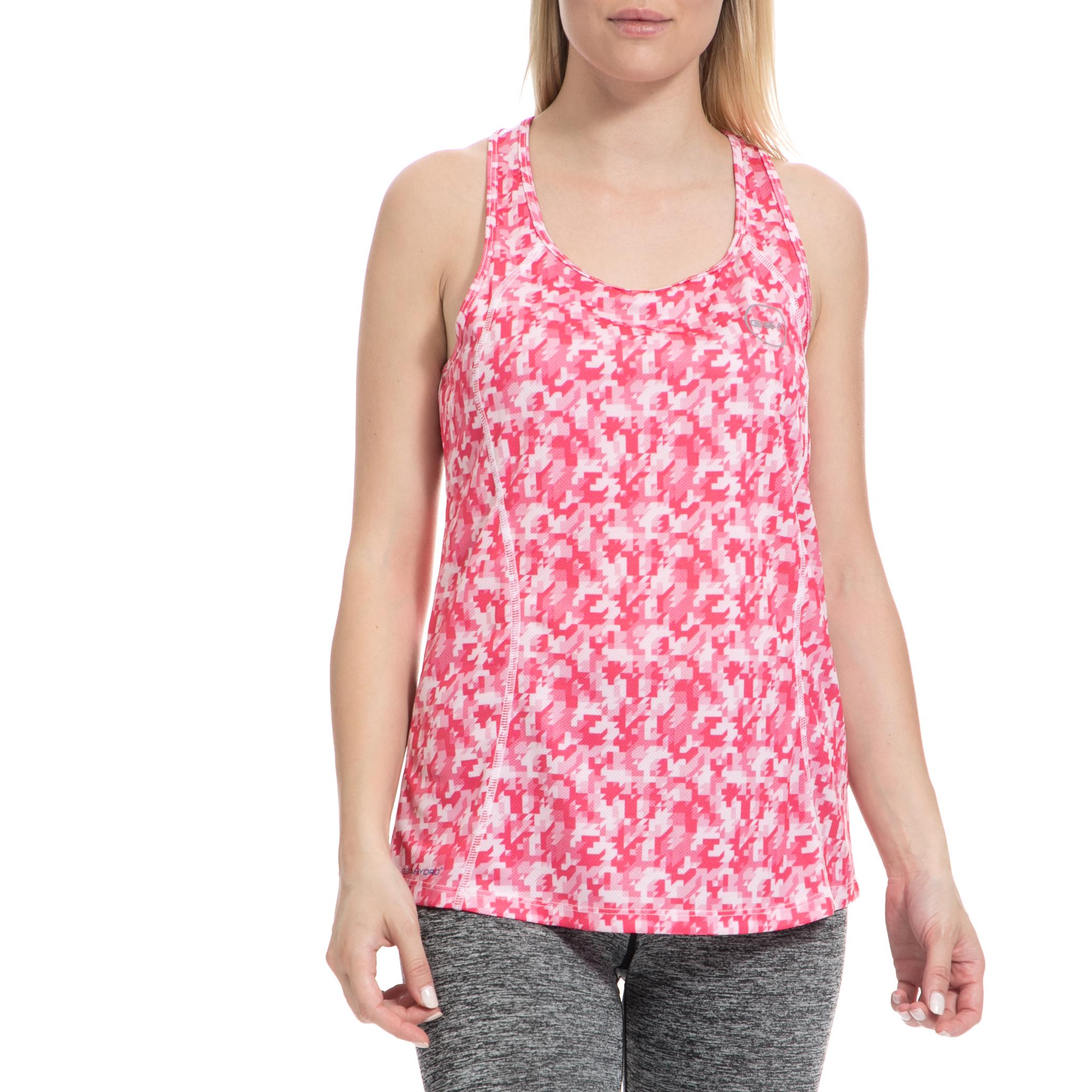 GSA - Γυναικεία μπλούζα GSA ροζ γυναικεία ρούχα αθλητικά t shirt τοπ