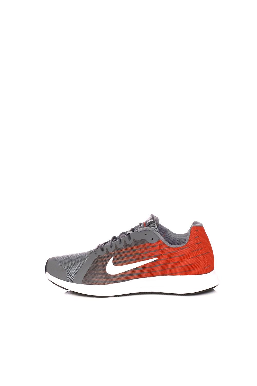 NIKE – Παιδικά παπούτσια για τρέξιμο NIKE DOWNSHIFTER 8 μαύρα (GS) γκρι-κόκκινα