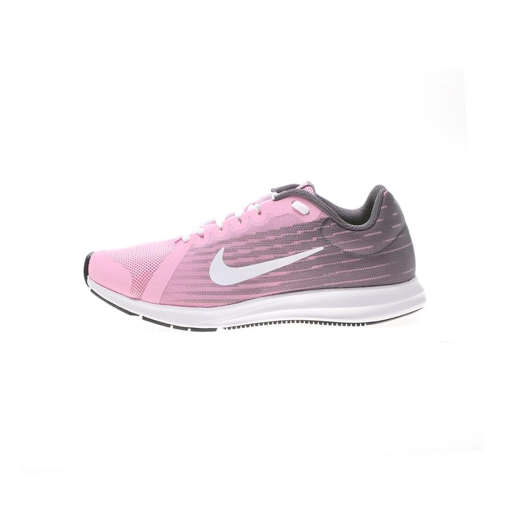 NIKE – Παιδικά αθλητικά παπούτσια DOWNSHIFTER 8 (GS) ροζ γκρι