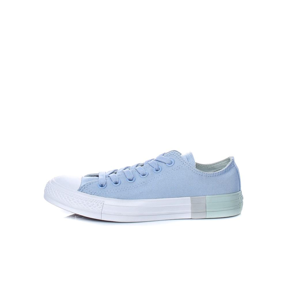 ea64a7ac817 CONVERSE - Unisex παπούτσια CONVERSE Chuck Taylor All Star Ox γαλάζια